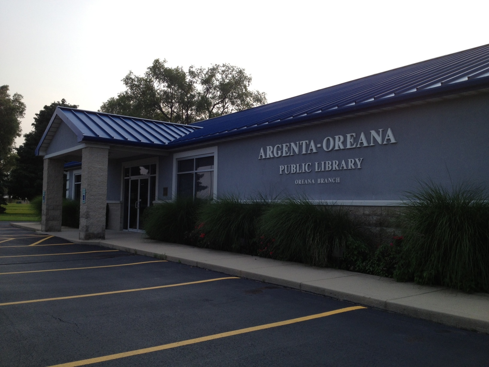 A-O Public Library