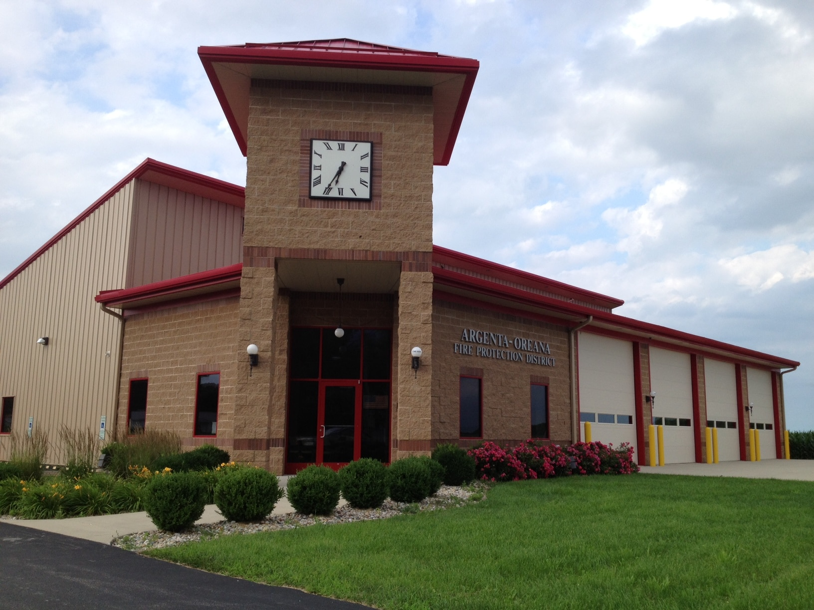 A-O Fire Protection District