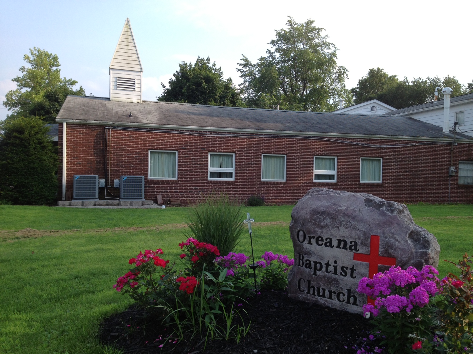 Oreana Baptist Church
