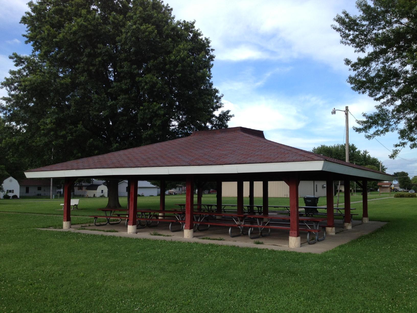Oreana Park Pavillion