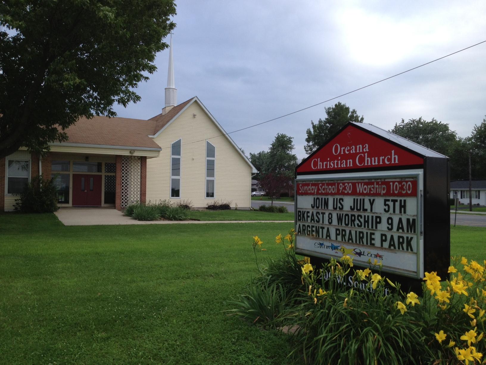 Oreana Christian Church